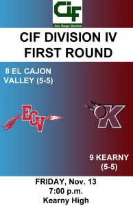 ECV at Kearny